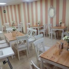 Cafetería Cuatro Caminos: céntrica y de calidad